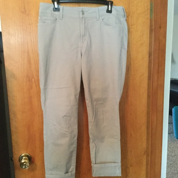 NYDJ Denim - 5-pocket convertible ankle skinny jeans